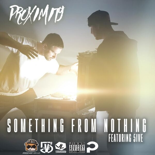Cover art for Something from Nothing
